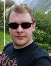 Joar from Norway 40 y.o.