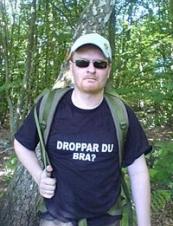 Johan from Sweden 51 y.o.