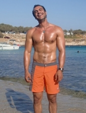 Sherief from Egypt 44 y.o.